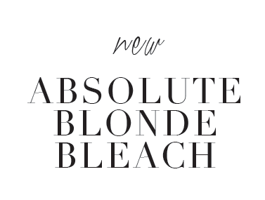 Absolute Blonde Bleach
